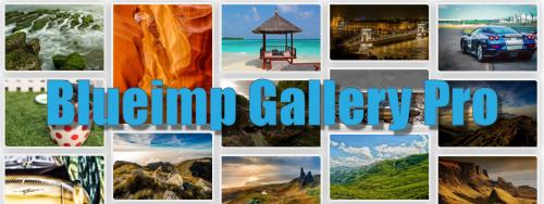 Blueimp Gallery Pro