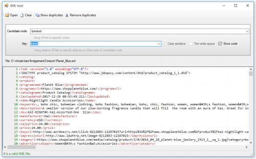 XML-tool